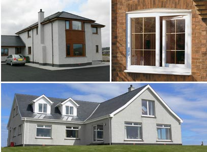 Nessglaze :: Manufacturers and Installers of uPVC Windows and Doors